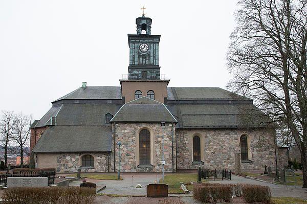 Maria Church Enkoeping Leif Sohlman