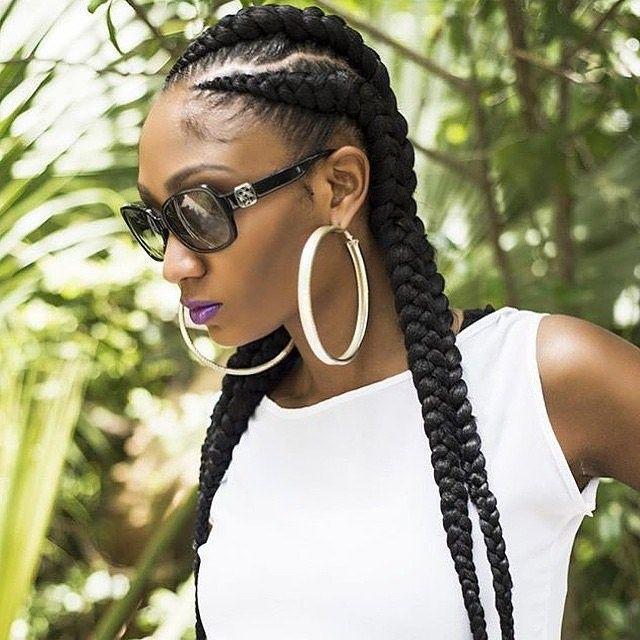 Cute Short Hair Braid Styles : 19 best braids images on pinterest