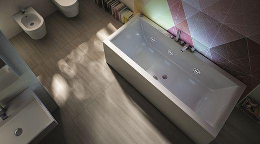 Bañeras Teuco: tinas y bañeras de hidromasajes