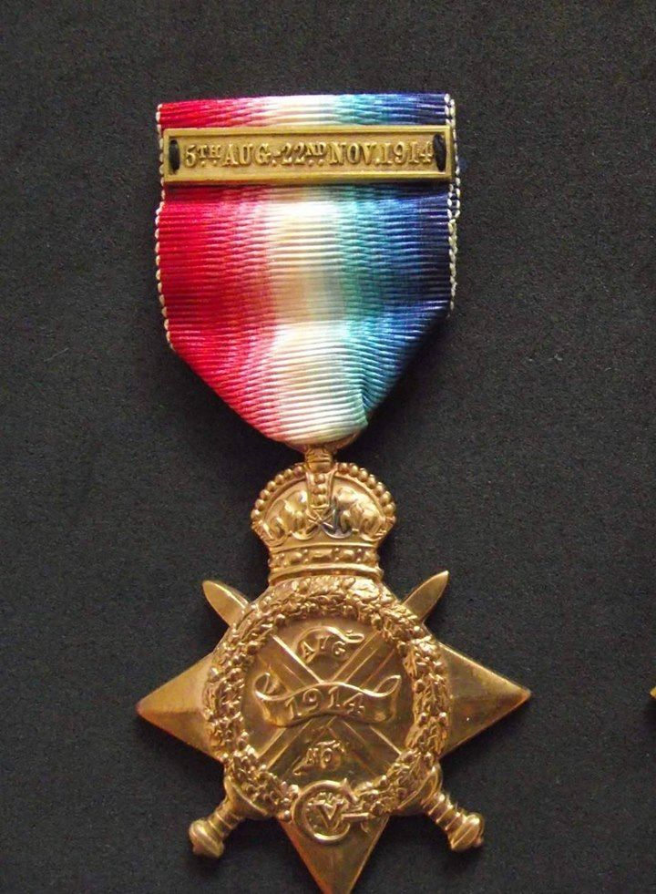 9 September 1917 It is announced today that HM the King has confirmed details of the award of a medal. It is to be called the 1914 Star and awarded to officers and men who served in France from 5 August 1914 and midnight on 22/23 November 1914. The former date was the day after the declaration of war, and the latter the day of the ending of the First Battle of Ypres. Details of persons eligible for the Star will follow in a series of Army Orders and Admiralty Orders later this year and next…