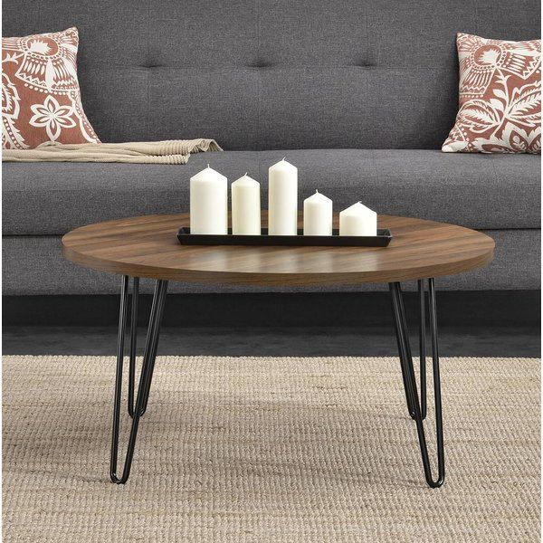 Forest Park Retro Coffee Table Retro Coffee Tables Round Coffee