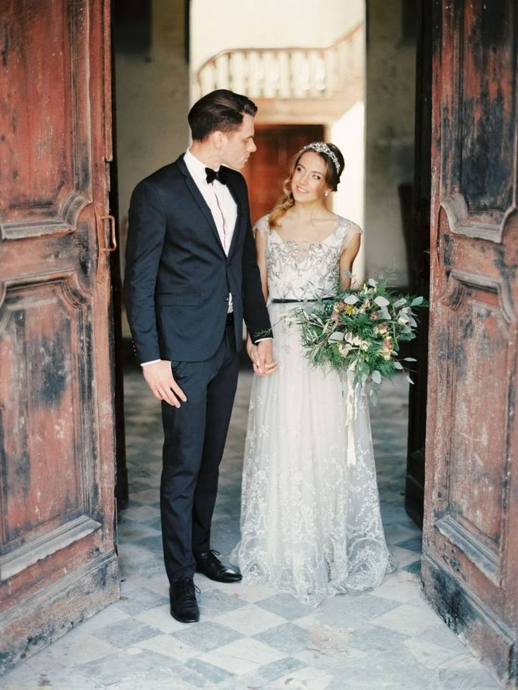 Old World Wedding Inspiration from Belarus via Magnolia Rouge