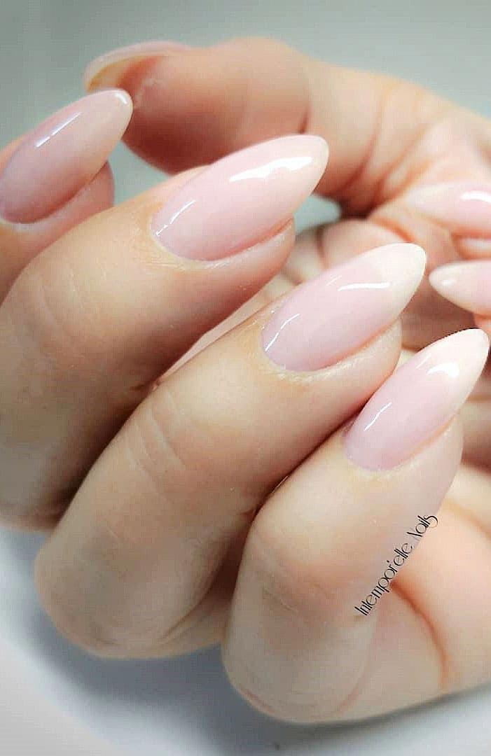 Gel Nagel Formen Mandel #popularnailshapes – fun nail art