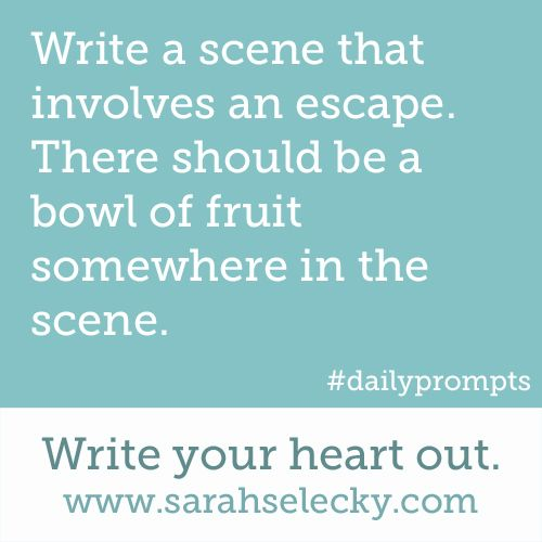 daily creative writing inspiration [description]get daily creative writing prompts for your short story, fiction or nonfiction novel, essay and more at writersdigestcom[/description] [keywords.