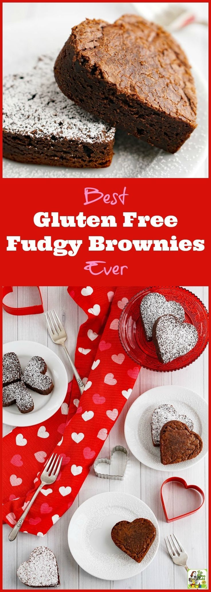 Looking for a gluten free fudgy brownie recipe? Tr…
