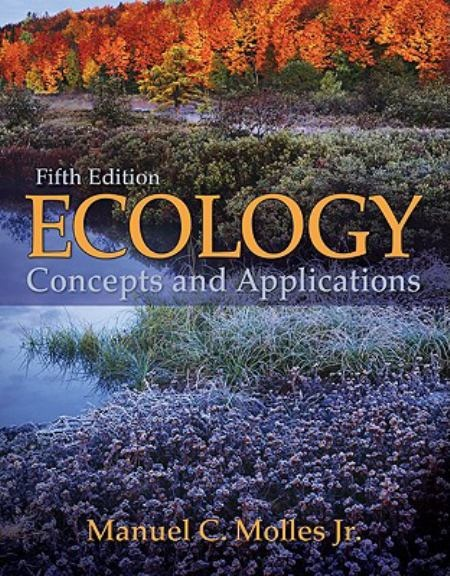 ecology concepts and applications molles 5th edition pdf