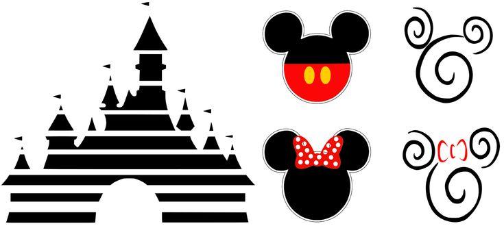 Krafty Nook: Disney Resort Wear SVG Files