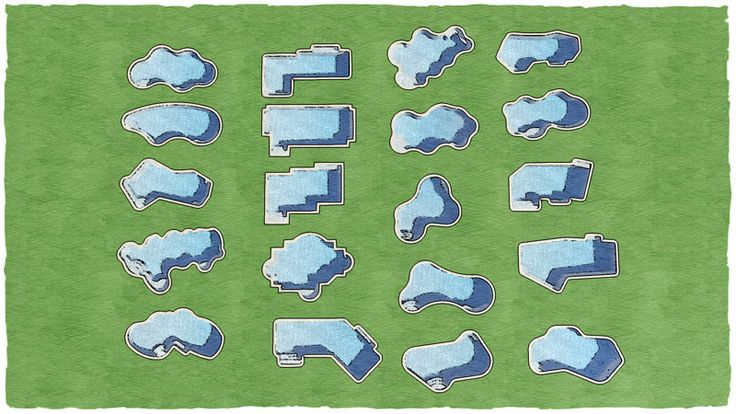 20 Free Swimming Pool Templates For Your Pool Design Software Pool Designs Swimming Pools Software Design