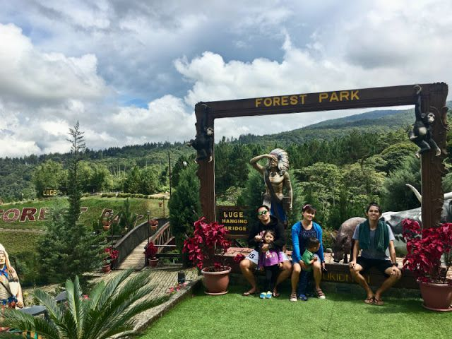 Dahilayan Gardens And Resort Manolo Fortich Bukidnon