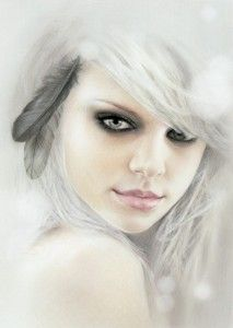39 best Rostros pintados a lapiz images on Pinterest  Drawings