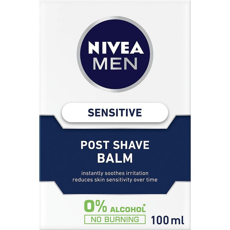 Nivea Sensitive Post Shave Balm 100 mL