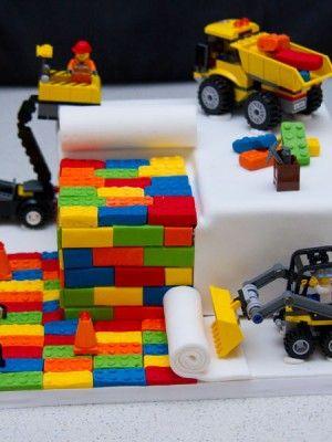 Novidade Lego bolo