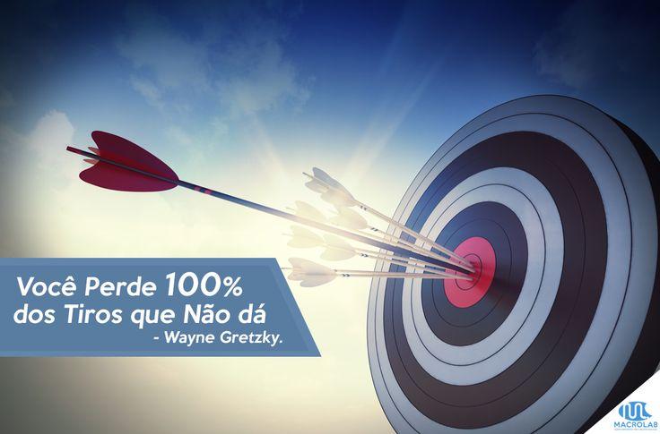 #Bom #Dia ;) #Pronto para Mais uma #Semana? Então Vamos lá, #Arrisque!   Produtos Essenciais para Sua Empresa-> Macrolab.com.br