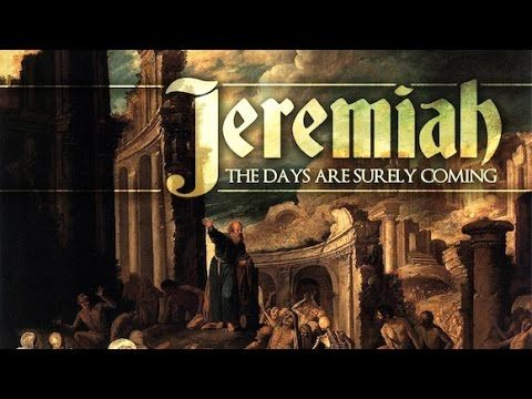 Holy Bible - Book of Jeremiah - Amazing Narration HQ