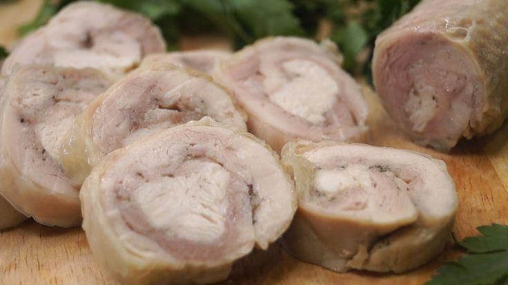 Отличная замена колбасе, самый легкий и быстрый способ