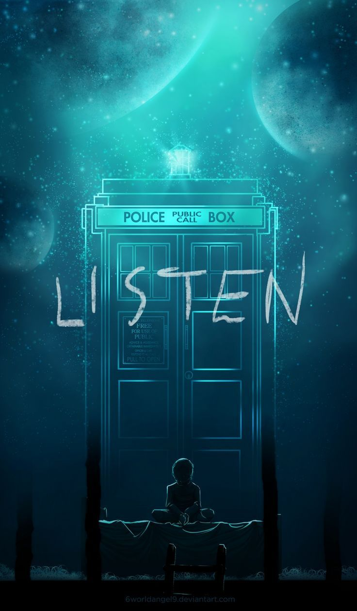 "Doctor Who s08e04 ""Listen""                                                                                                                                                                                 Mais"