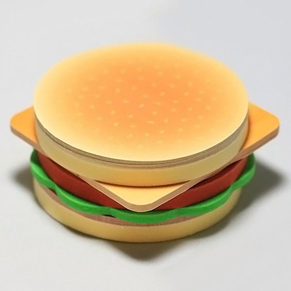 It-burger Sticky Note Pad from Picsity.com
