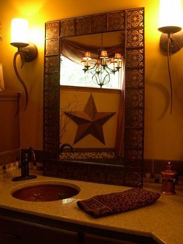 Delightful The Ageless Texas Star. Bathrooms DecorDream ...