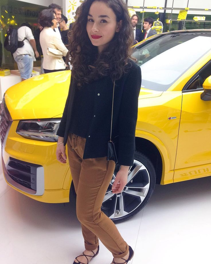 National Audi Q2 Preview 🚕#fuorisalone #untaggable #audicitylab #designweek