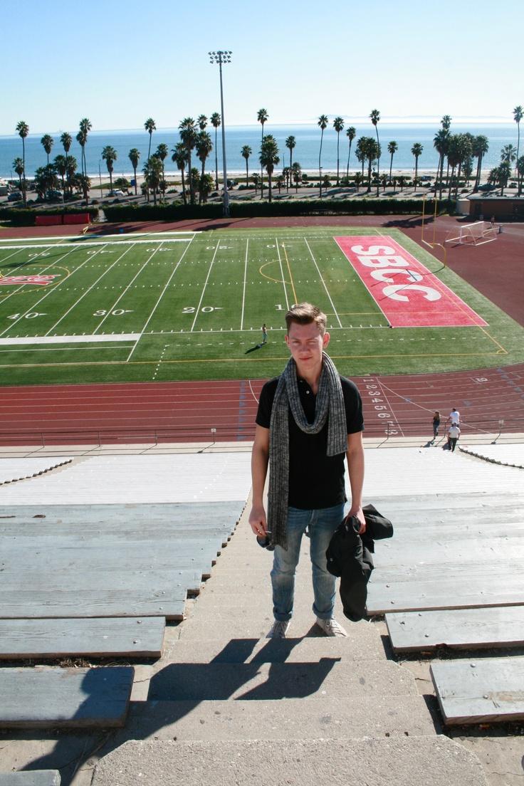 Santa Barbara City College (SBCC). La Playa