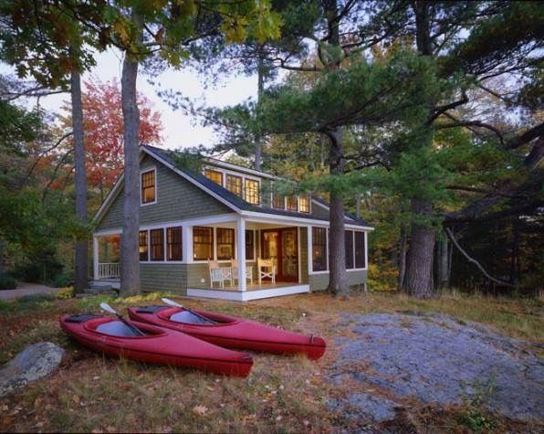 1379 best Dream Homes images on Pinterest | Dream homes, Maine and ...