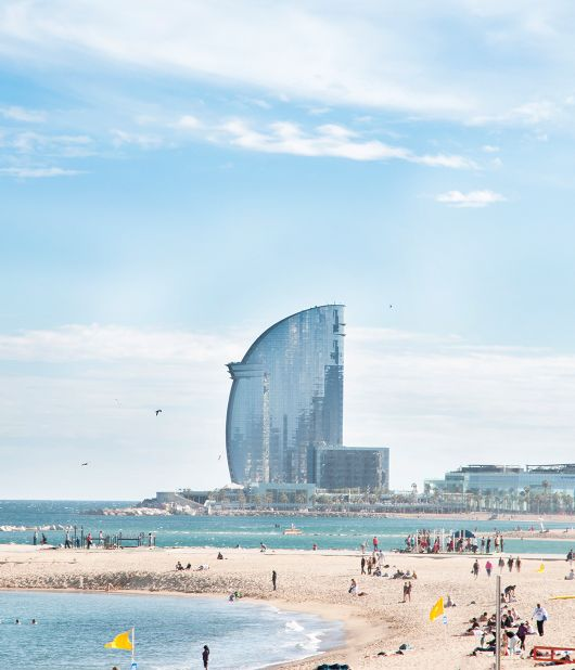 Barcelona City Tour: See Barcelona City By Bike | Fat Tire Tours
