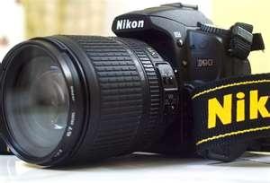 Love my Nikon D90.