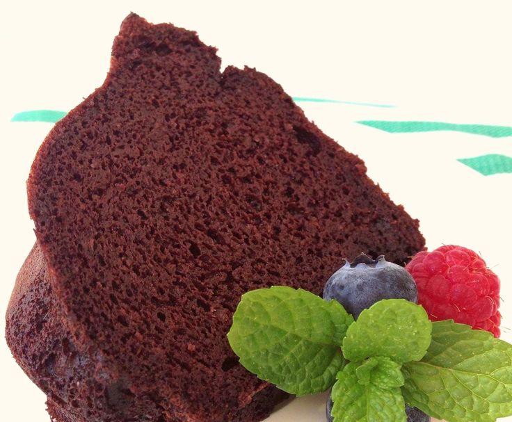 "Recipe ""Magic Bean"" chocolate cake by Sarah Wong - Recipe of category Baking - sweet"
