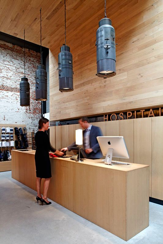 Hospital Antwerp, fashion concept store interior by Puresang. #retail
