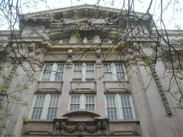 Stuyvesant High School, old building, New York