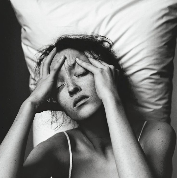How to sleep when you're stressed out.