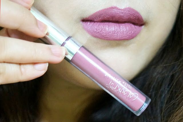 Colourpop Ultra Matte Lips in Lumiere 2 | Review, Photos, Swatches #colourpop #lumiere #lumiere3 #liquidlipstick #lips #lipstick #lipgloss #review #matte #haul #makeup #beauty #lotd #fotd #motd