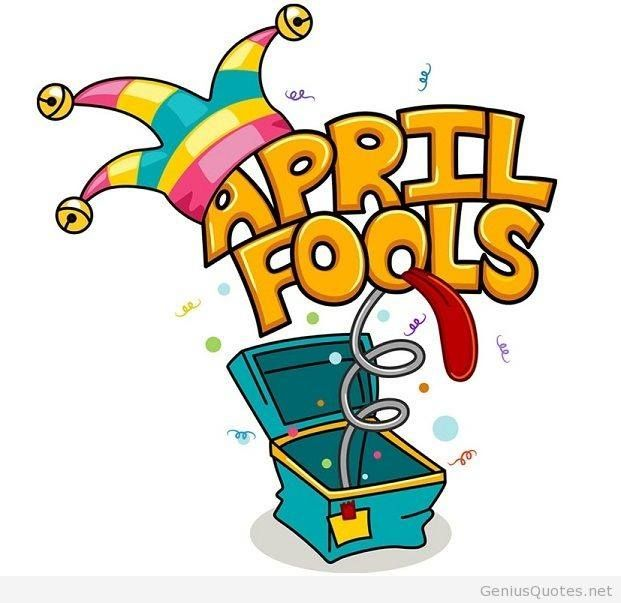April Fools Joke Cartoon More On Https Ift Tt 2bjedoy April Fools Pranks April Fool S Day April Fools Day Image