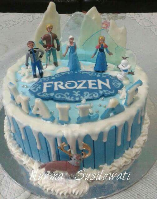 Tart frozen