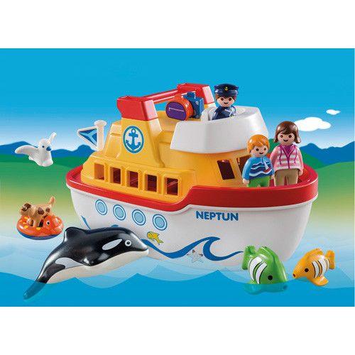 Playmobil 123 Meeneem Schip