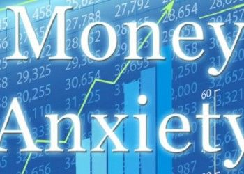 The Money Anxiety Index shows the interest rate on bank deposits was lower than the annual inflation rate, eroding consumers' savings by $594 billion.