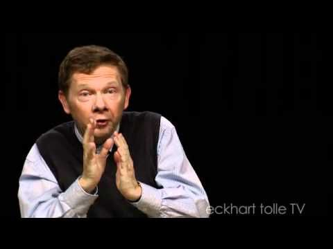 *QA Sample - Dealing With Anger, Resistance and Pessimism - Eckhart discusses the decisive shift from identifying with a feeling and simply observing it in your energy field