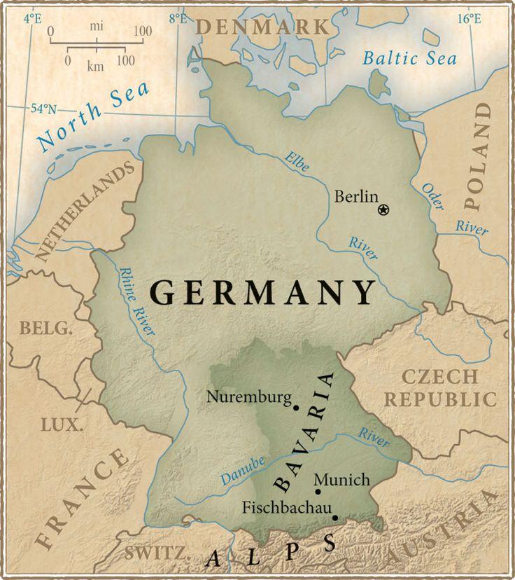 Travel Guide: Munich and Nuremberg | Bayern, Bavaria ...
