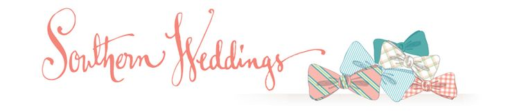 Southern Weddings--