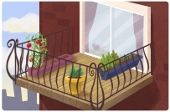 You put in your zip code, and it tells you what plants you should be planting now.  You can even look ahead a few months to plan out your garden! garden-ideas