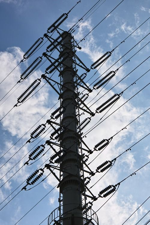 32 Best Images About Electric Power Transmission Tower On