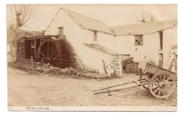 OLD MILL | Penponds, Cornwall     ✫ღ⊰n  Guess 2xG-Grandfather W  would have been familiar with the mill when he and his family lived in Penponds.