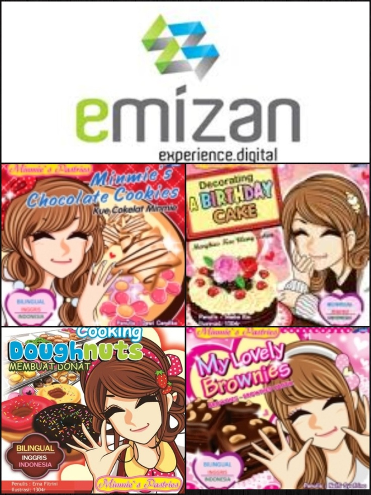 #indonesian #voiceover #voiceartist #audiobook #digital #apps MINMIE' S PASTRIES Media: Digital Apps Client: Mizan Year: 2011-2012 Voice Artist:  - Yolanda W. Santi - Sandra Arifin - Citra Latief - Syauqi Lukman