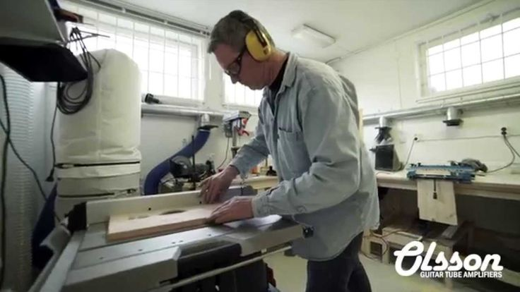 Olsson Amps -  how we make our amps