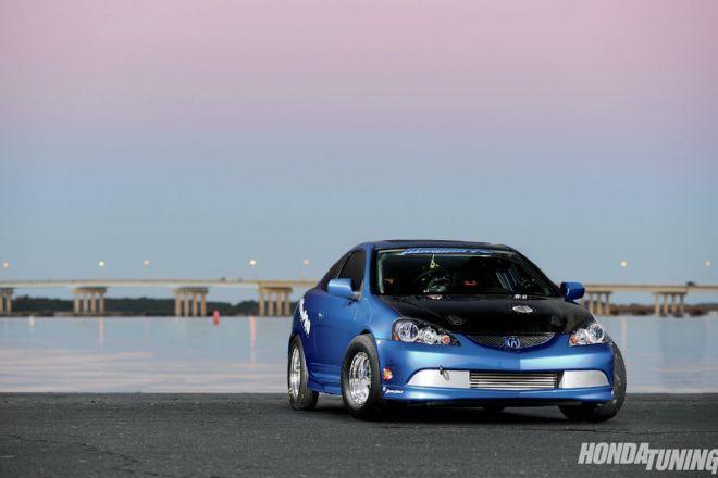 2006 Acura RSX Type S - K24 Drag Build