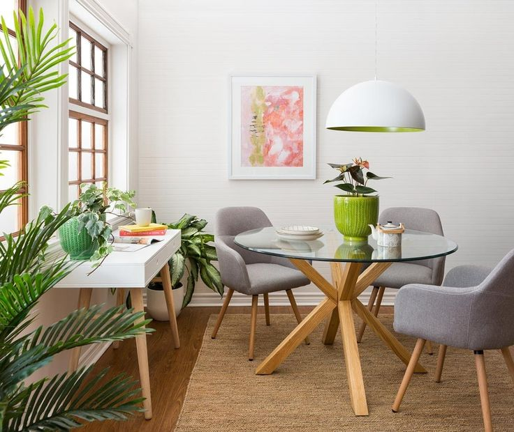 Looking for fun modern design? These affordable furniture pieces are light, modern, and airy. #sponsored #structube