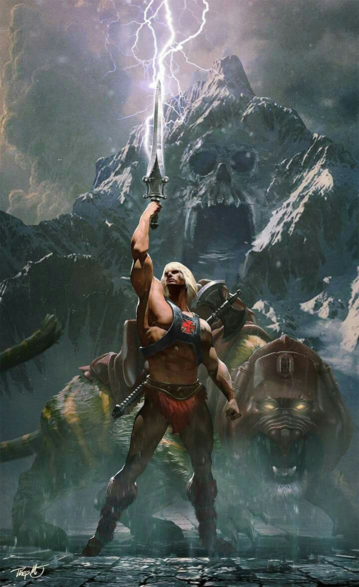 By the power of greyskull