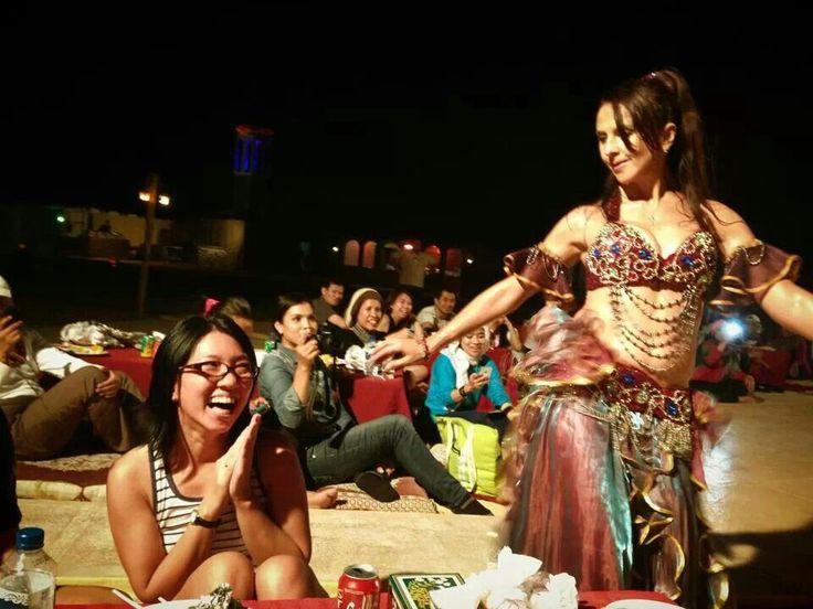 the show belly dance in dubai