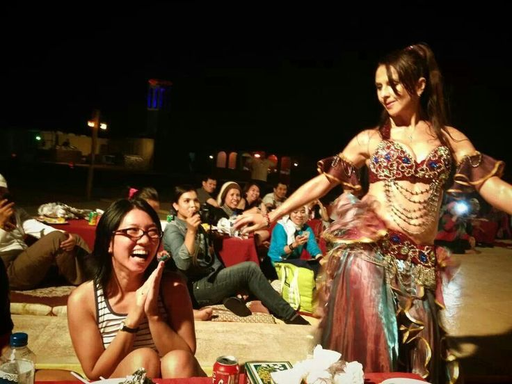 the show belly dance in dubai