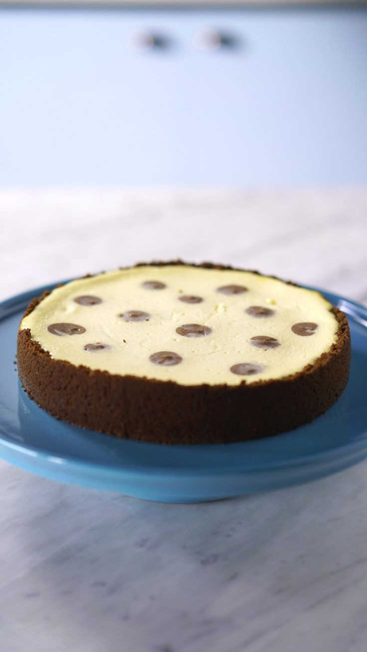 Comece a semana com o pé direito com essa sobremesa deliciosa de torta de bolinhas.